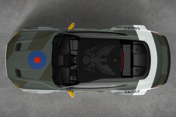 Ford met speciale Mustang naar Goodwood