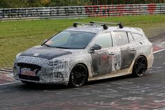 Ford Focus Wagon - Spionage