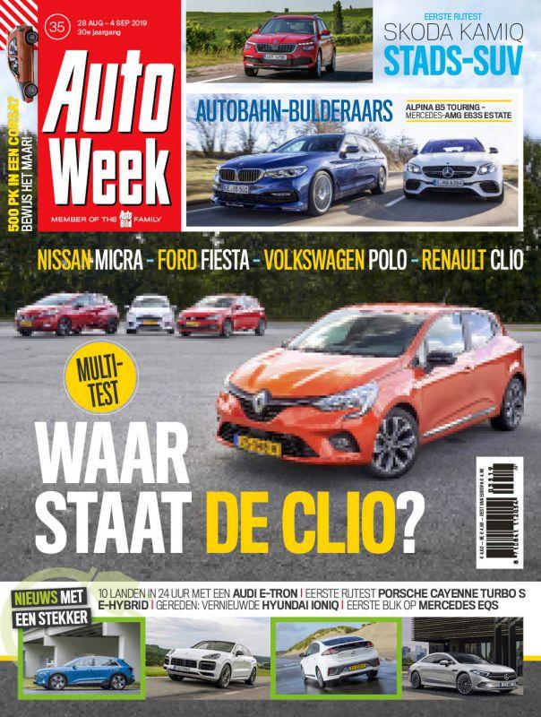 AutoWeek 35 2019