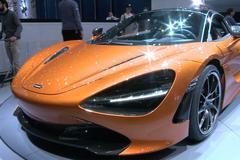 Genève Specials 3: McLaren 720S