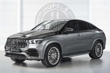 Hofele Design geeft Mercedes-Benz GLE glimmers