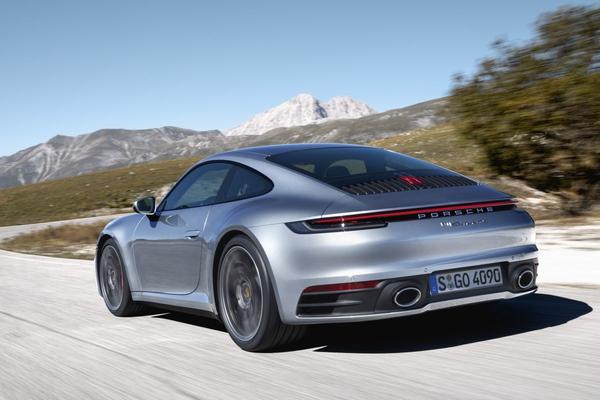 Porsche 911 nu eindelijk officieel