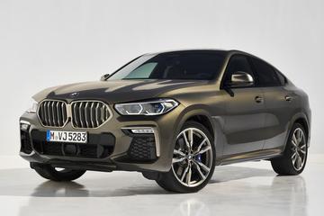BMW maakt prijzen X6 bekend