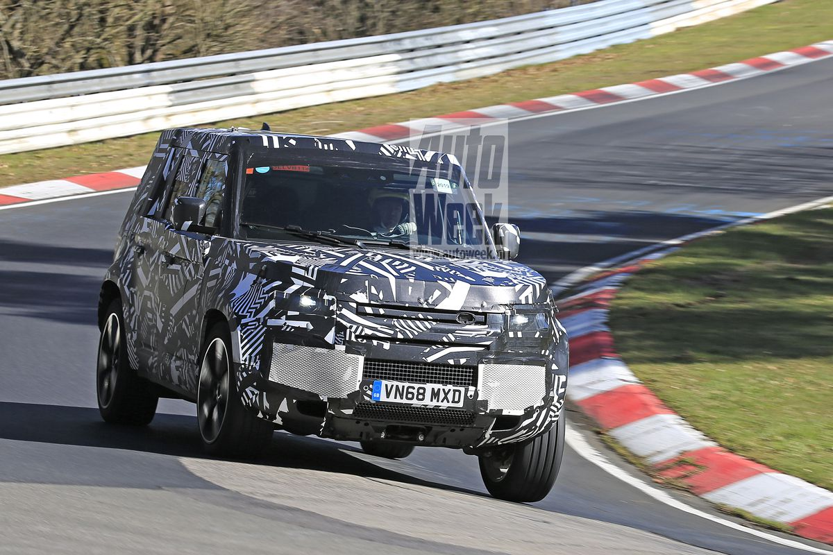 2018 - [Land Rover] Defender [L663] - Page 6 0lmy8grbv7je