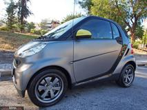 Smart fortwo coupé MHD edition greystyle 52kW