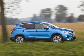 'Nieuwe Nissan Qashqai krijgt hybride-aandrijving'