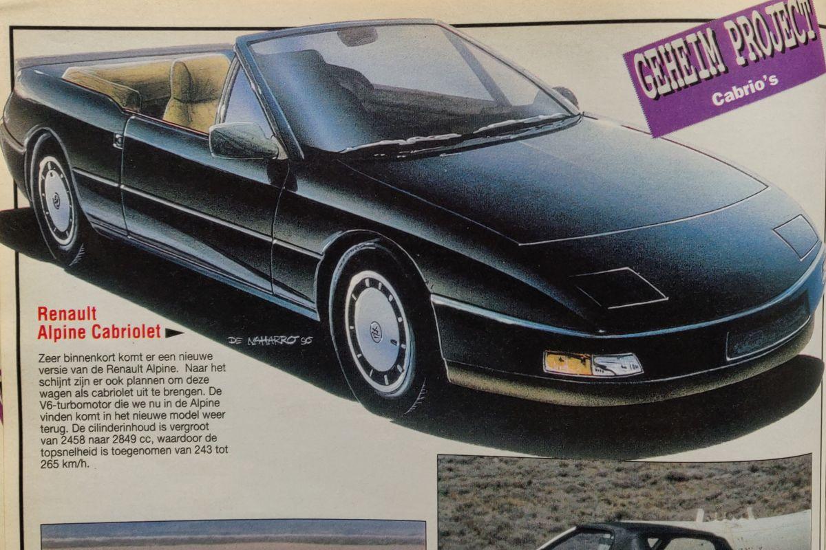 AutoWeek roadsters 1991