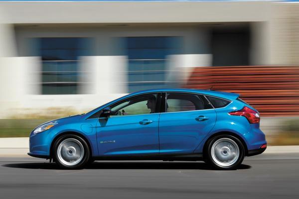 Doek valt voor Europese Ford Focus Electric