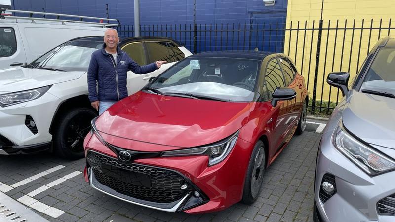 Toyota Corolla 2.0 Hybrid GR Sport Plus (2021)