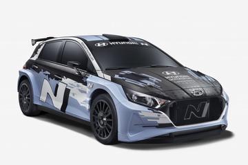 Hyundai i20 N als rallykanon