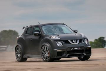 Nissan presenteert Juke R Nismo met 600 pk!