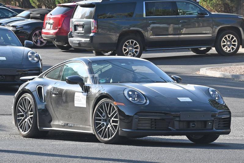Porsche 911 Turbo en GTS