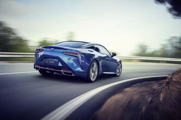 Gerucht: Lexus legt 'LC F' vast