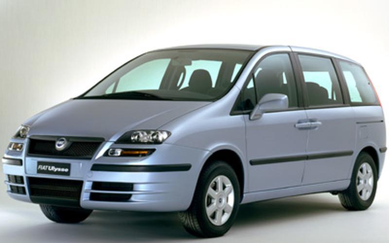 Fiat Ulysse 2.0 16v JTD EL (2002)