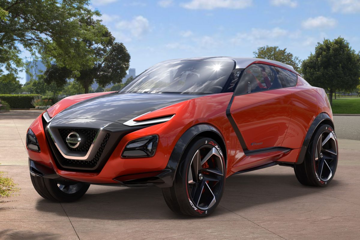 gerucht nissan juke concept klaar voor debuut autonieuws. Black Bedroom Furniture Sets. Home Design Ideas