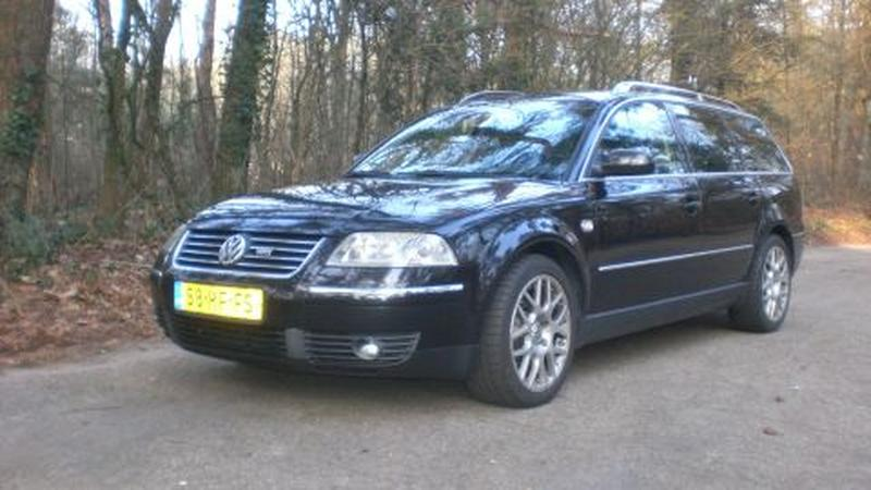 volkswagen passat variant w8 4motion 2003. Black Bedroom Furniture Sets. Home Design Ideas