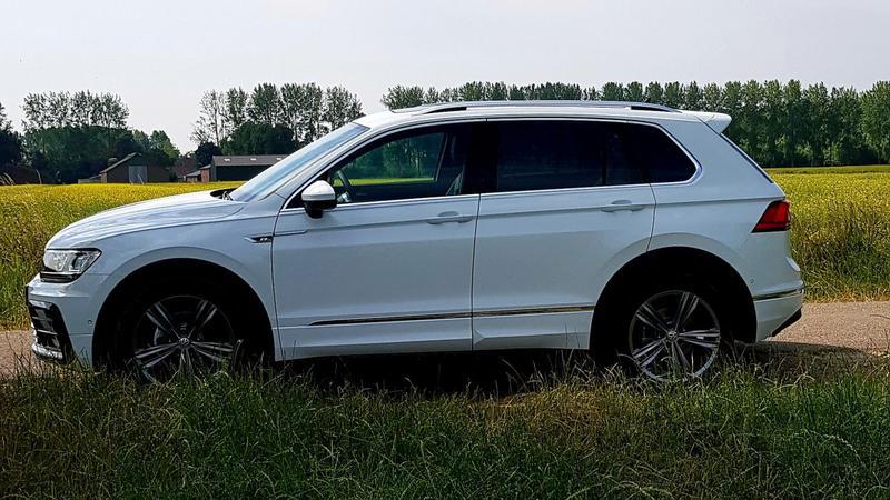 Volkswagen Tiguan 1.5 TSI 150pk ACT Highline Business R (2019)