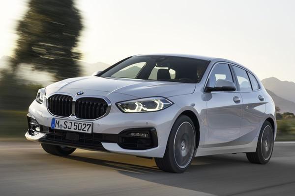BMW breidt prijslijst 1-serie uit