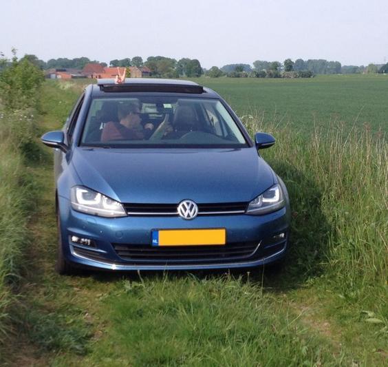 Volkswagen Golf 1.2 TSI 105pk Highline (2013)