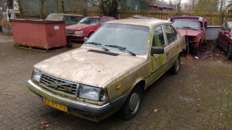 Volvo 360 GLS (1983)