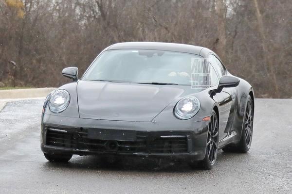 Vanbinnen: nieuwe Porsche 911