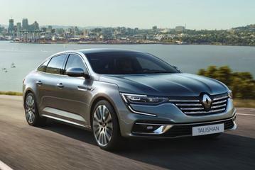 Nieuwe prijzen Renault Talisman bekend