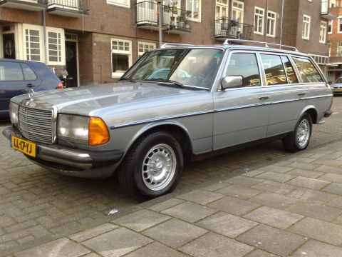 Mercedes Benz 300 Td Turbo 1984 Autoweek Nl