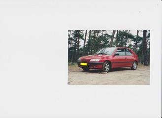 Peugeot 306 Summertime (1993)