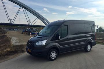 Ford Transit is Bestelauto van het Jaar 2018