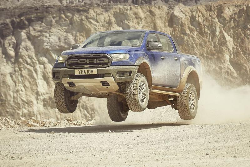 Ford  Ranger Raptor naar Europa