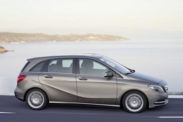 Ook gamma Mercedes-Benz B-klasse uitgekleed