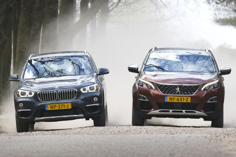 BMW X1 2.0D sDrive - Peugeot 3008 GT 2.0 BlueHDI 180