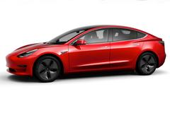 Tesla Model 3 heeft standaard wieldoppen