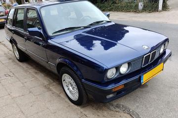 BMW 3-serie Touring (1994) - In het Wild