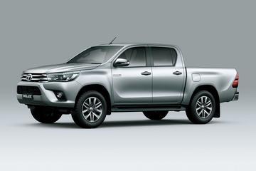 Toyota presenteert nieuwe Hilux