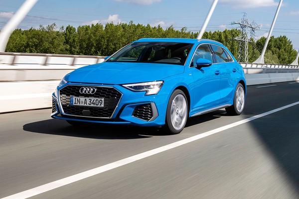 Audi A3 Sportback - Rij-impressie