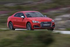 Audi S5 Coupé - Rij-impressie