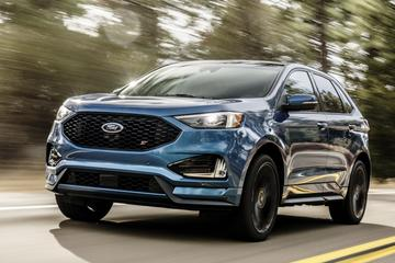 Facelift voor Ford Edge