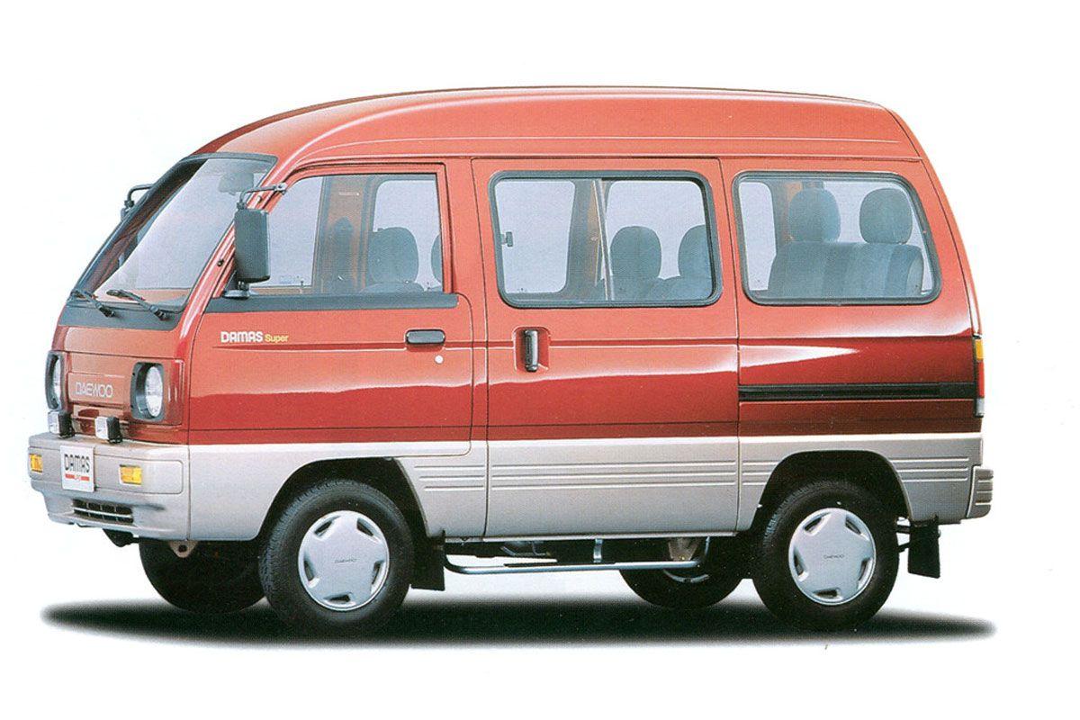 De Tweeling: Suzuki Carry