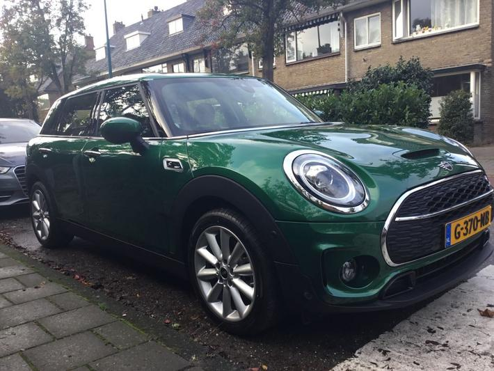 Mini Clubman Cooper SD (2019)