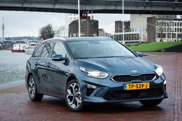 Kia Ceed Sportswagon 1.4 T-GDi ExecutiveLine (2020)