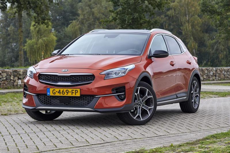 Kia Xceed 1.4 T-GDi DCT7 ExecutiveLine