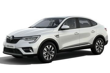 Renault Arkana - Back to Basics