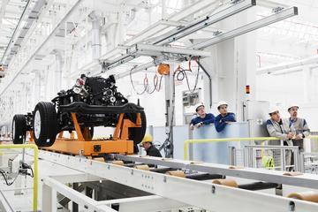 Volkswagen bouwt bedrijfsautofabriek in Polen