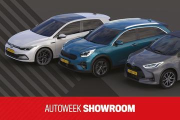 AutoWeek helpt je bij het vinden van een nieuwe auto