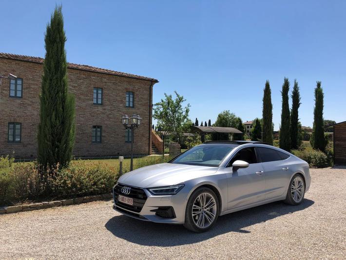 Audi A7 Sportback 45 TFSI quattro (2019)