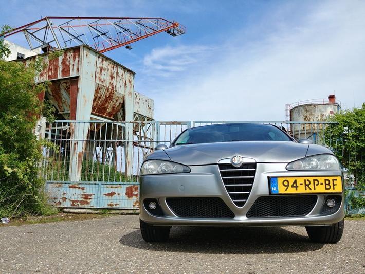 Alfa Romeo 147 1.6 T.Spark 16V Veloce Lusso (2005)