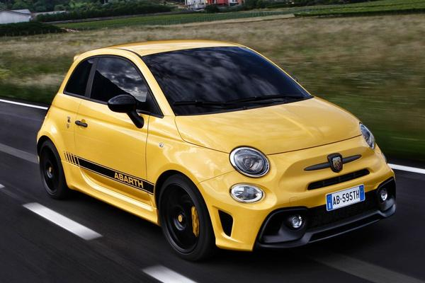 abarth 595. Black Bedroom Furniture Sets. Home Design Ideas