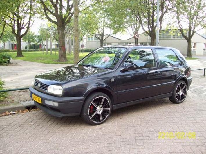 Volkswagen Golf 2.0 CL (1994)