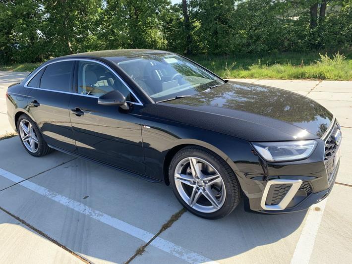 Audi A4 35 TDI Sport (2020)